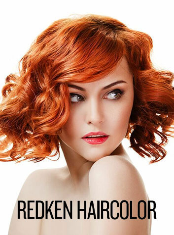 Certified Redken Elite Salon in OKC