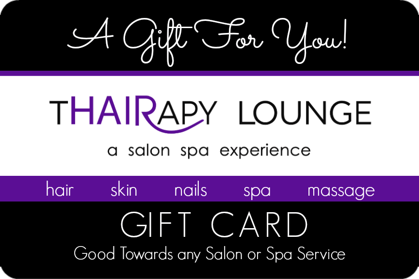 OKC Hair Salon Gifts Certificate and Promos