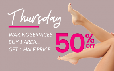 Thursday Wax Offer