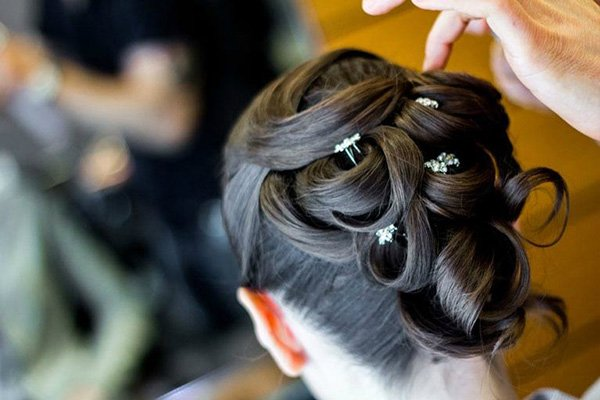 bridal salon services okc