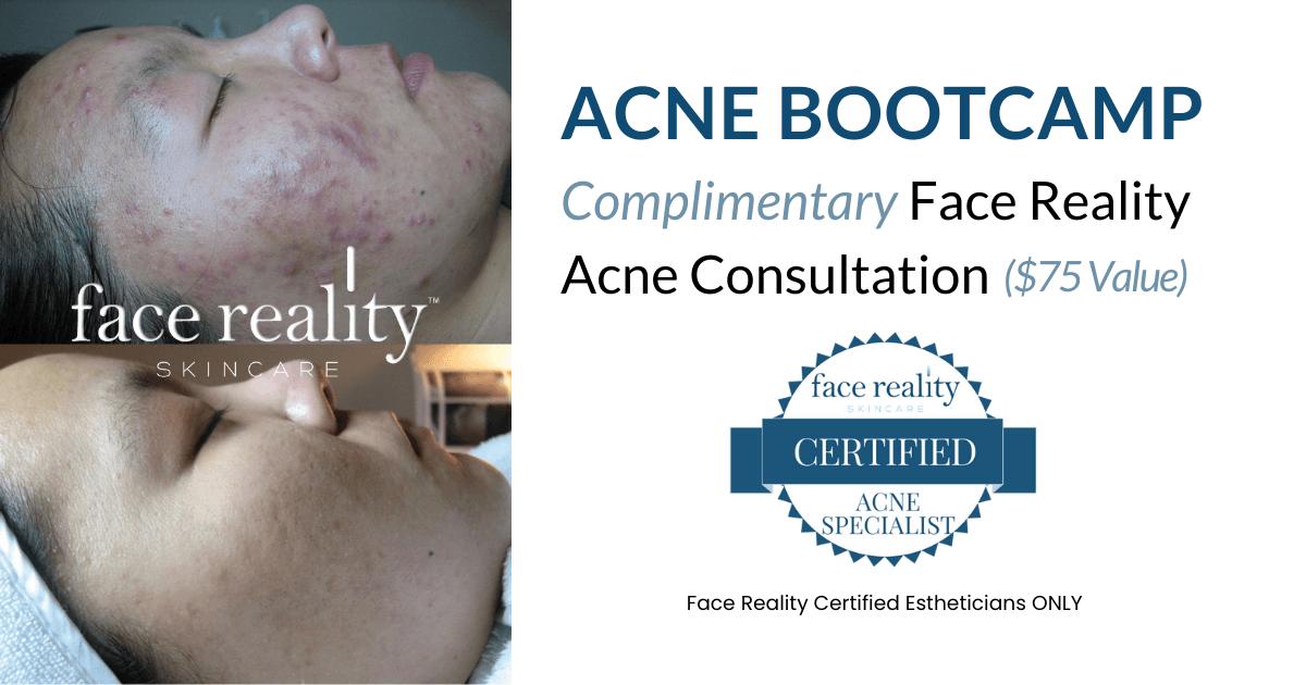 Free Acne Consultation